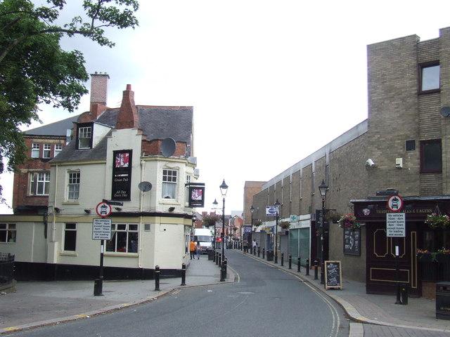 Newbottle Street, Houghton-le-Spring