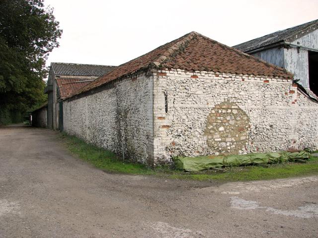 Farm sheds, Ashill