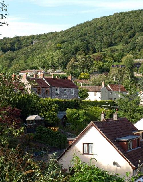 Houses on Birch Hill, Cheddar