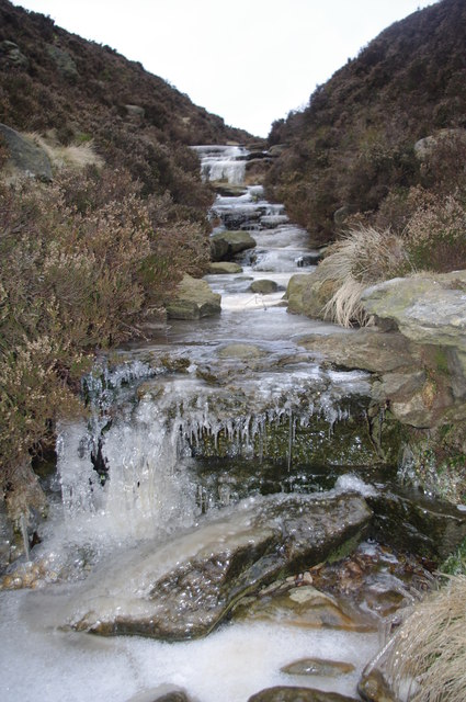 Frozen Jaggers Clough