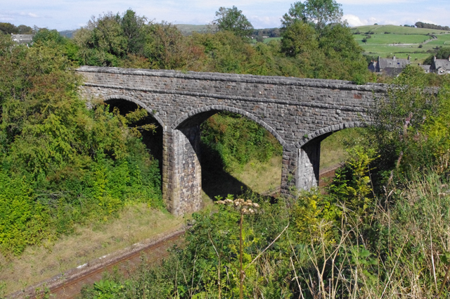 Caton Lane bridge