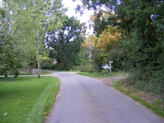 Hall Lane, Otley
