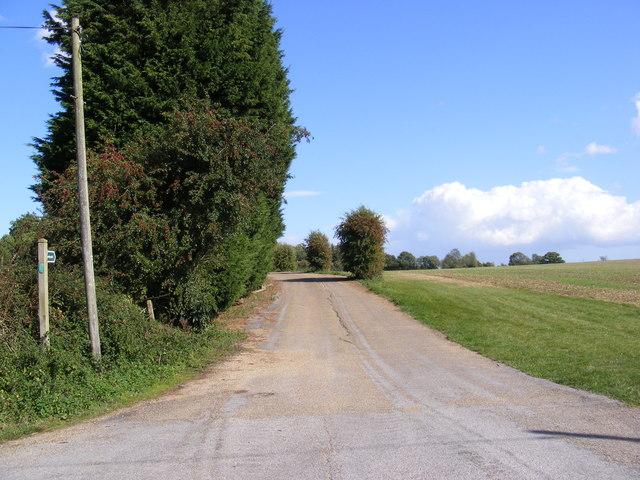 Footpath to Drabb's Lane