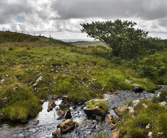 Allt Garbh, near Scarrabus, Islay