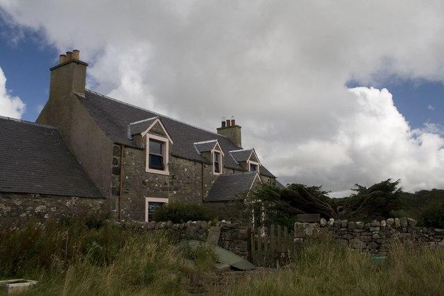 Scarrabus Farm, Islay