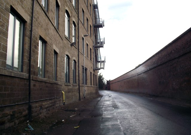 Back Station Road, Mirfield