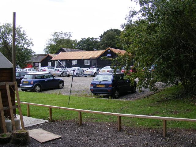 Earl Soham Business Park