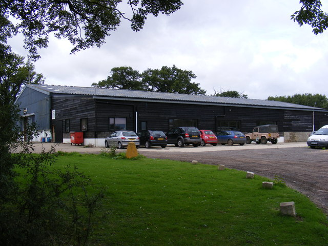 Earl Soham Business Park