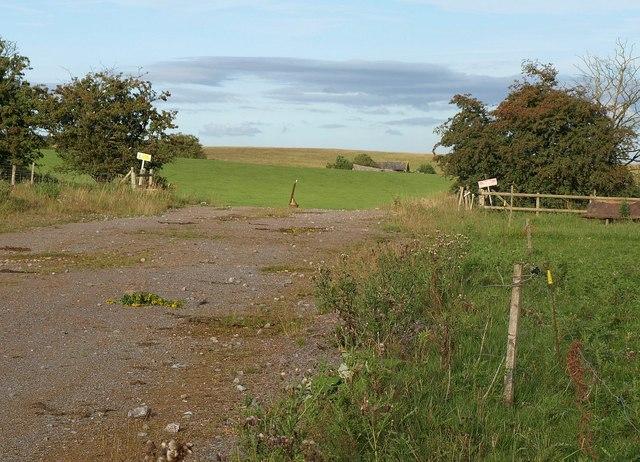 Towards Milkway Barn