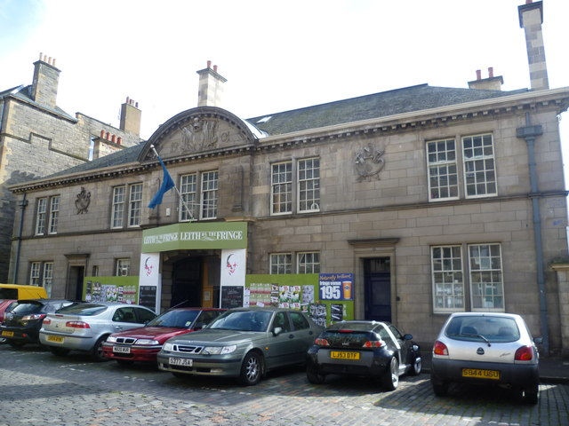 Old TA Drill Hall, Dalmeny Street