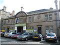 NT2675 : Old TA Drill Hall, Dalmeny Street by kim traynor