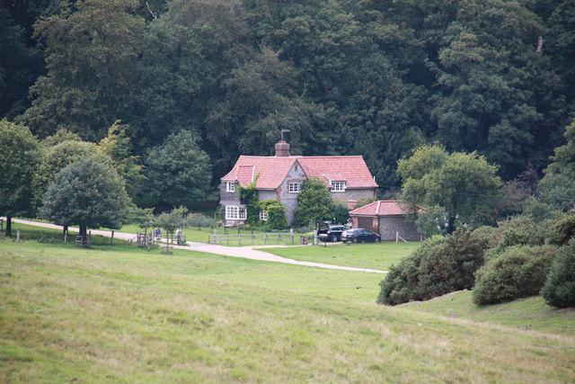 Sheringham Park - Hall Farm