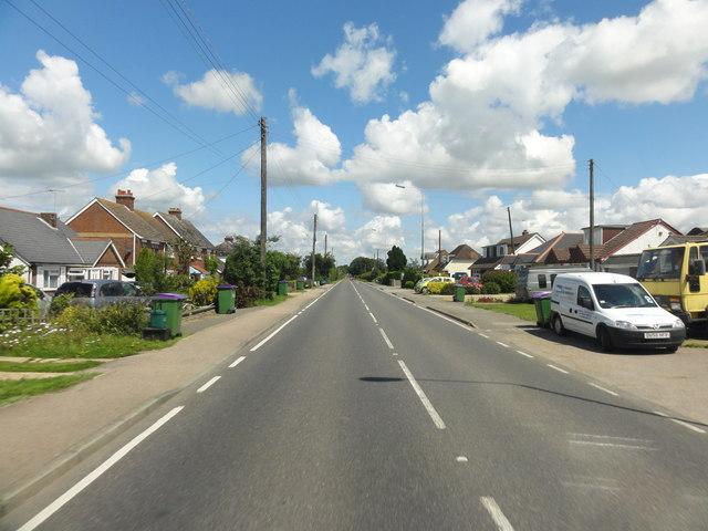 Densole, Canterbury Road (A260)