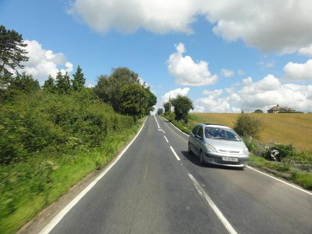 Swingfield Minnis, Canterbury Road (A260)