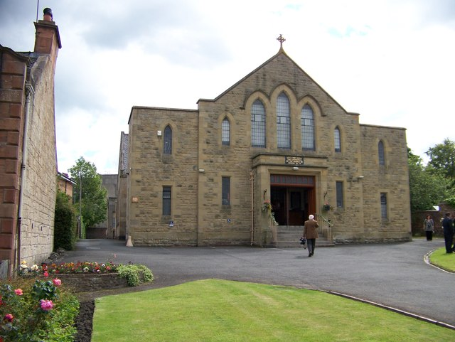 Wishaw Baptist Church