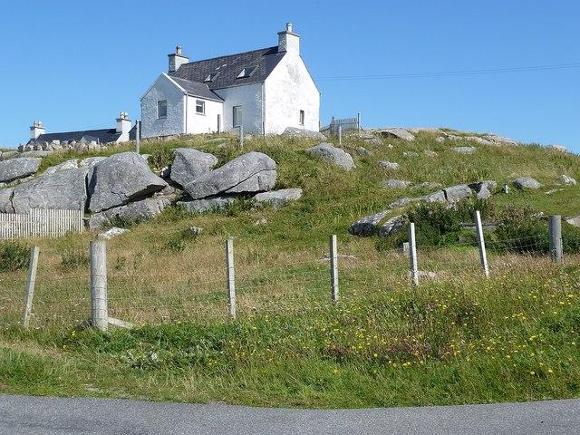 Cottage at Am Baile, Eriskay / Eirisgeigh