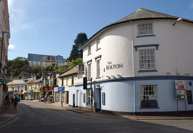 The Bolton Hotel, Brixham