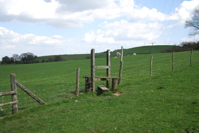 Stile, 1066 Country Walk