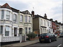 TQ2284 : Lechmere Road, NW2 by Mike Quinn