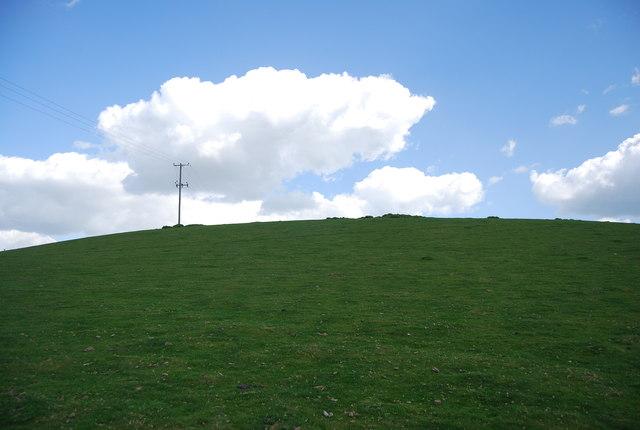 Hillside near Icklesham