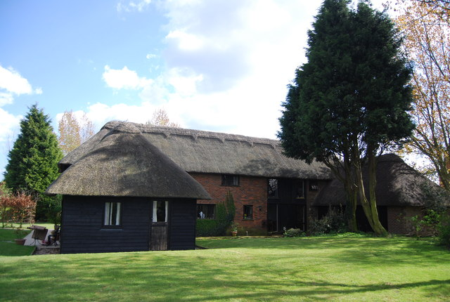 Thatched house, Icklesham