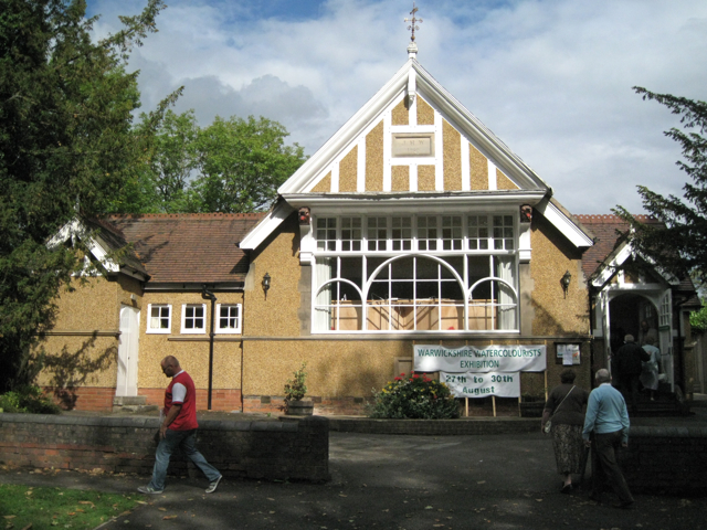 Berkswell village hall, Meriden Road