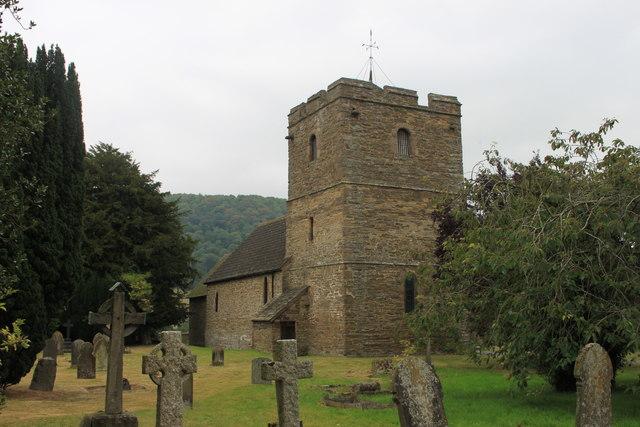 Church of St John the Baptist, Stokesay