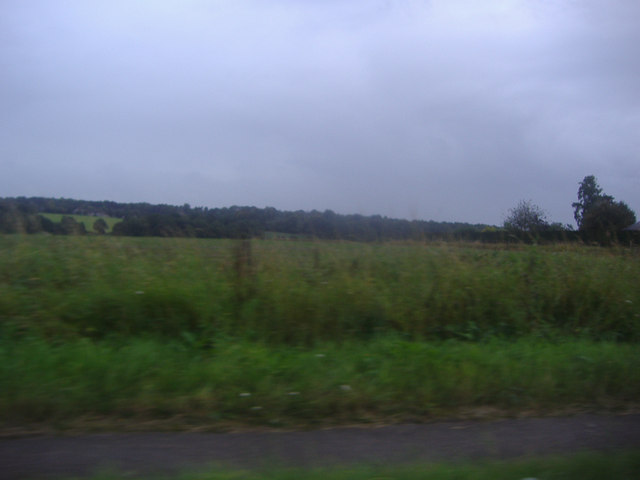 View from the A25, Limpsfield