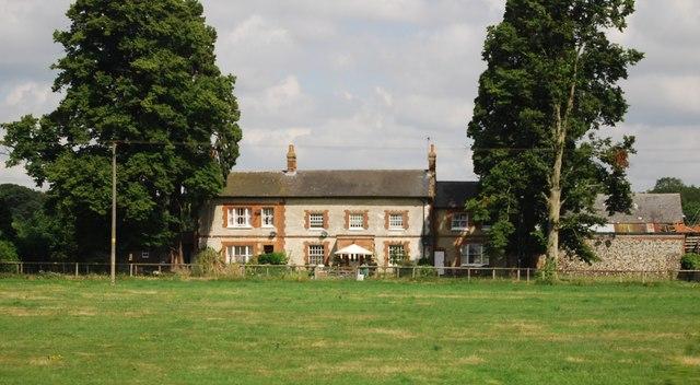 Chalk Hall Farm