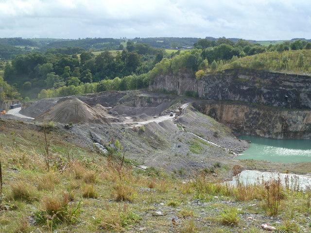 Shiningbank Quarry