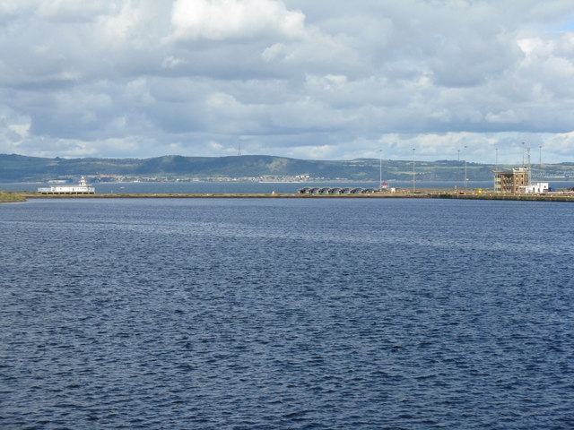 Port of Leith, Western Harbour