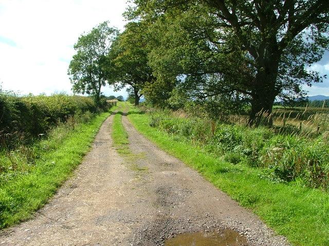 Track to Ardunie Watch-Tower