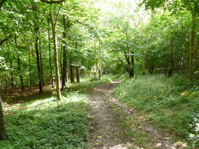 Green Hill, bridleway