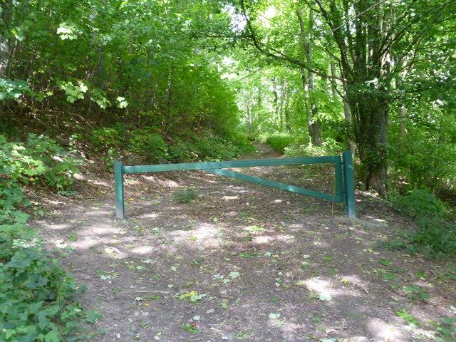 Green Hill, gate