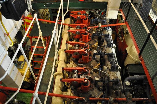 Mincarlo Trawler - AK Diesel Engine