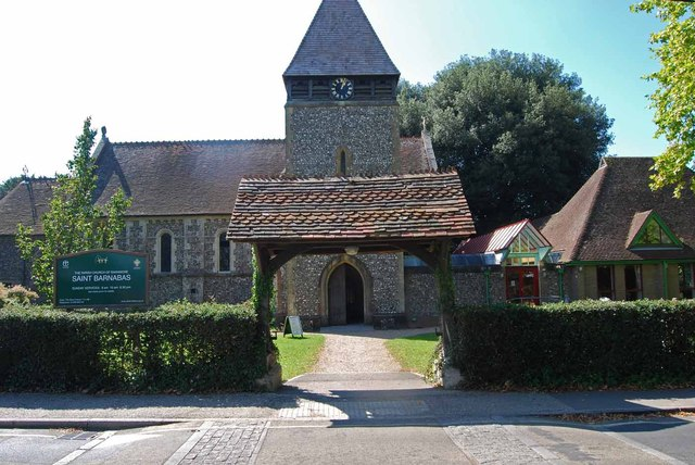 Parish church of St Barnabas (1)