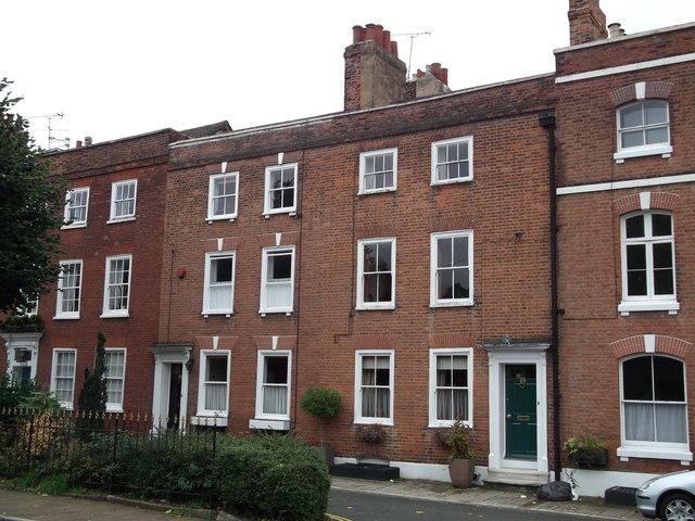 No.3 and No.2 Mansion Row, Brompton