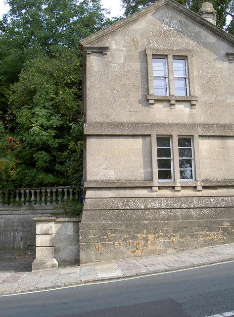 Bathwick Hill House