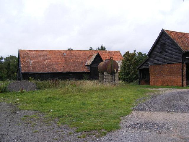 Barn at Benries Farm