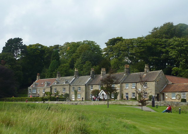TheMoors National Park Centre at Danby Lodge in Esk Dale