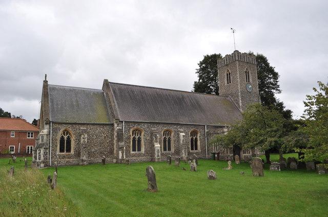 St Michael, Peasenhall
