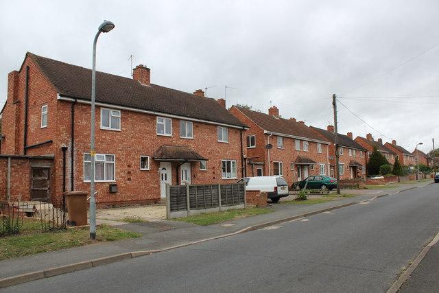 Langland Avenue, Sherrards Green, Malvern