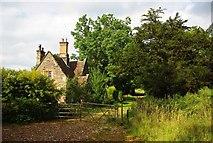 SJ8144 : Lymes Lodge by Glyn Baker
