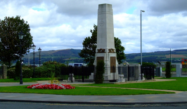 Port Glasgow War Memorial