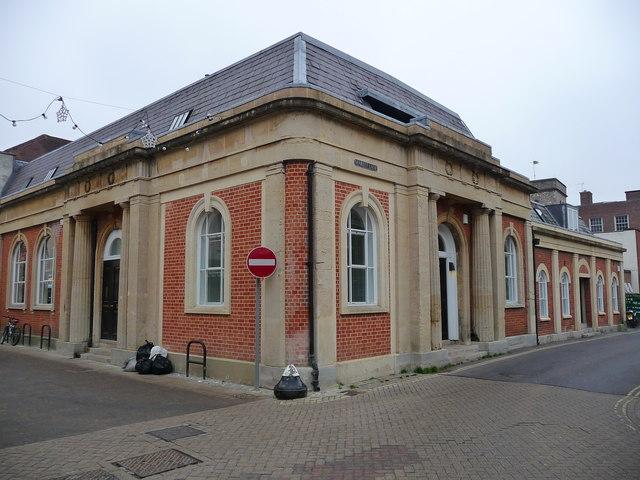 Winchester - Market Lane