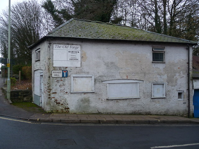 Winchester - The Old Forge