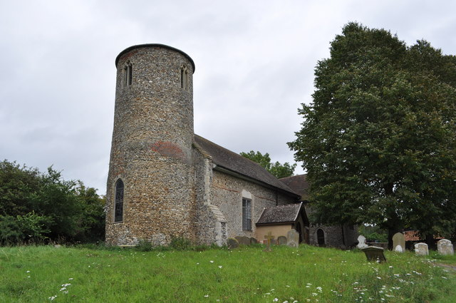 Bruisyard Church