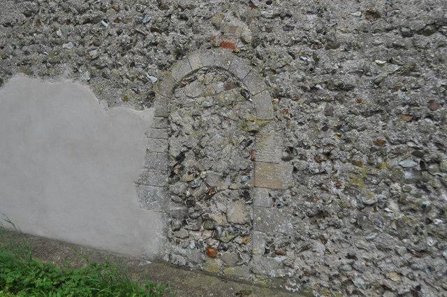 Bruisyard Church - Northern Doorway