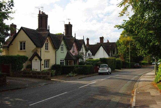 The Village, Keele