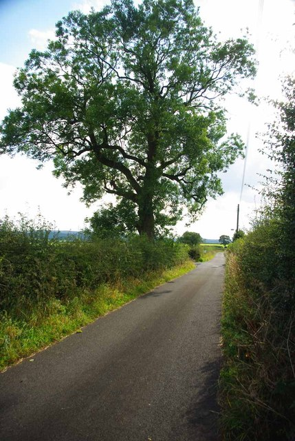 Highway Lane, Keele